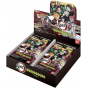 BANDAI Kimetsu no Yaiba (Demon Slayer) - Stained Glass Card Pack - Collection BOX
