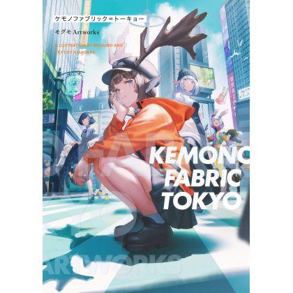 Artbook - KEMONO FABRIC...