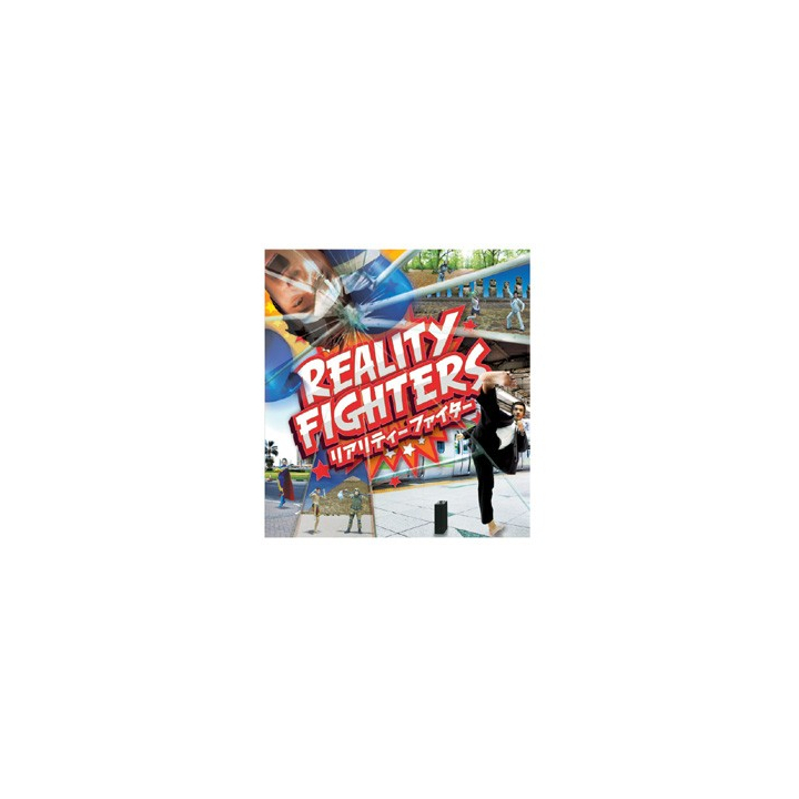 SCE Reality Fighters [ps vita software]
