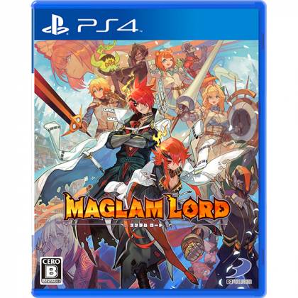 D3 PUBLISHER MAGLAM LORD PS4