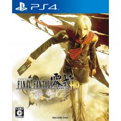 Final Fantasy Type 0 HD PS4