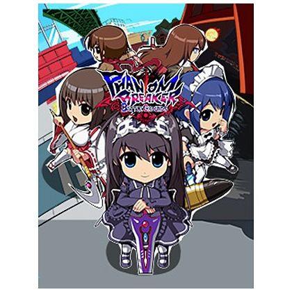 5pb.Games Phantom Breaker : Battle Grounds [ps vita software]