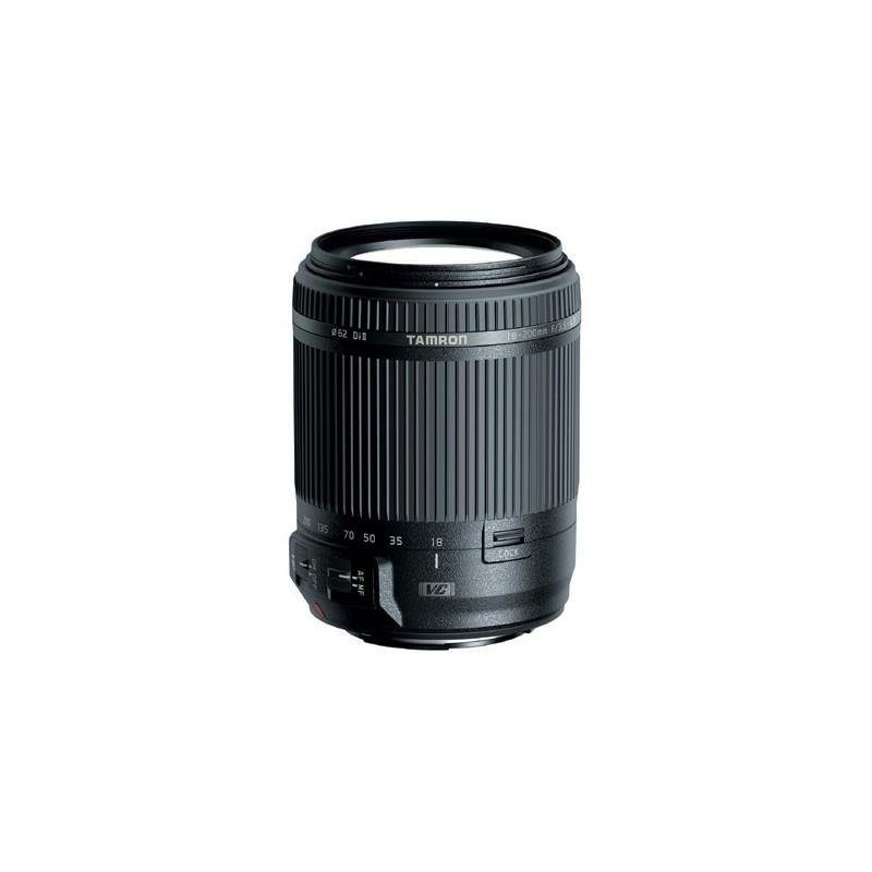 tamron 18 200mm f3 5 6 3 diii vc b018e 18 200mm f3 5 6 3 lens black for canon ef mount aps c. Black Bedroom Furniture Sets. Home Design Ideas