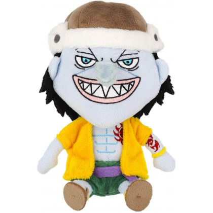 SANEI - One Piece All Star Collection - OP10 Arlong Plush (S)