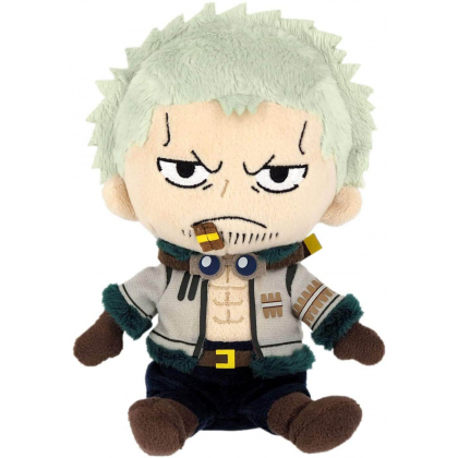 SANEI - One Piece All Star Collection - OP12 Smoker Plush (S)