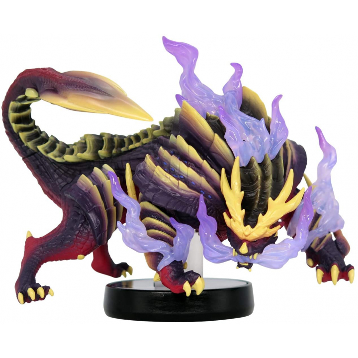 CAPCOM Amiibo - Monster Hunter Rise - Magaimagado (Magnamalo)