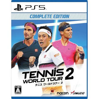 Oizumi Amuzio -Tennis World Tour 2 - Complete Edition Playstation 5 PS5