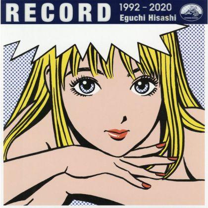 江口寿史 RECORD 1992-2020