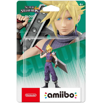 NINTENDO Amiibo - Cloud...