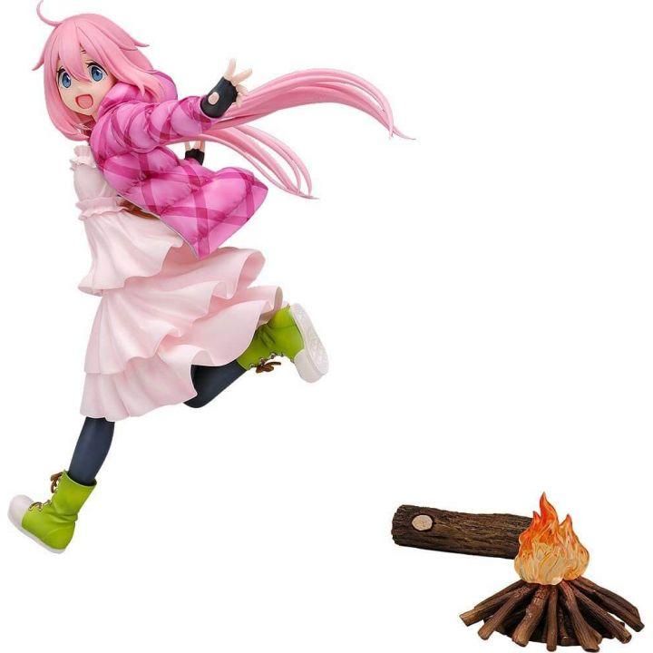 WING Yuru Camp  - Kagamihara Nadeshiko Figure