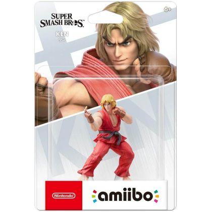 任天堂 Nintendo amiibo ケン...