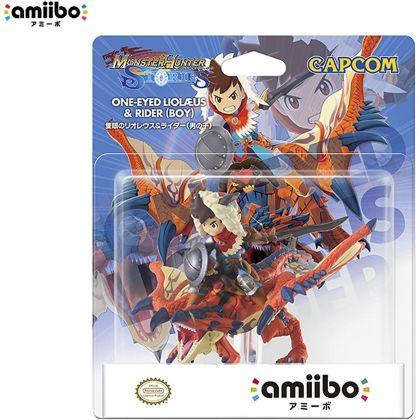Capcom amiibo...