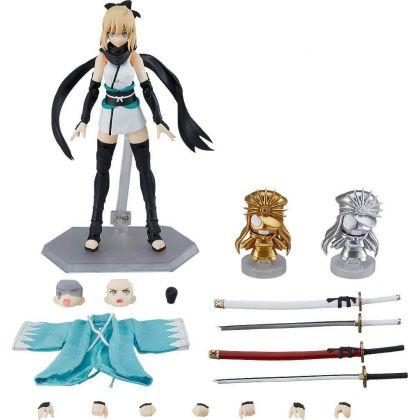 MAX FACTORY figma Fate/Grand Order - Saber/Okita Souji Ascension ver. Figure