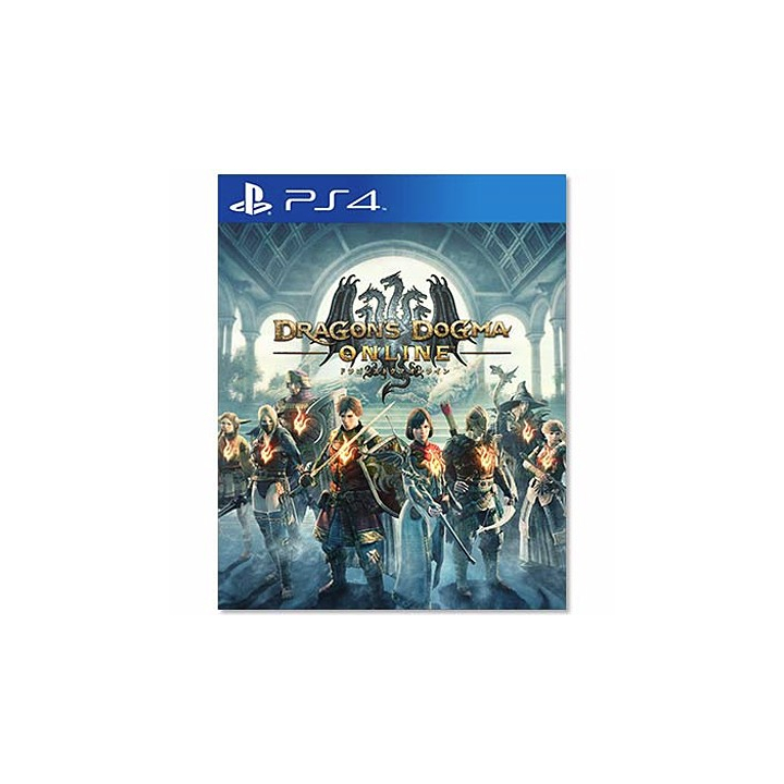 CAPCOM Dragons Dogma Online Limited Edition [PS4 software]