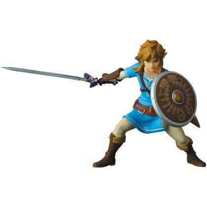 MEDICOM TOY Ultra Detail Figure UDF 565 - Zelda no Densetsu - Link Breath of the Wild ver. Figure