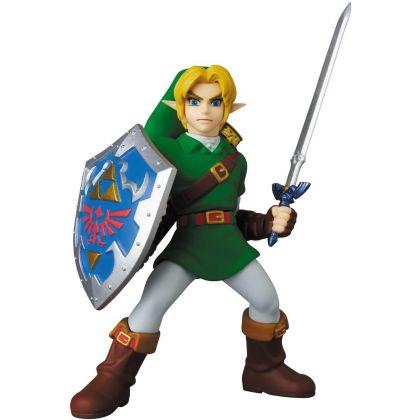 MEDICOM TOY Ultra Detail Figure UDF 564 - Zelda no Densetsu - Link Ocarina of Time ver. Figure
