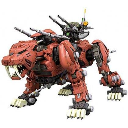 KOTOBUKIYA ZOIDS HMM - EZ-016 Saber Tiger  Marking Plus Ver. Model Kit