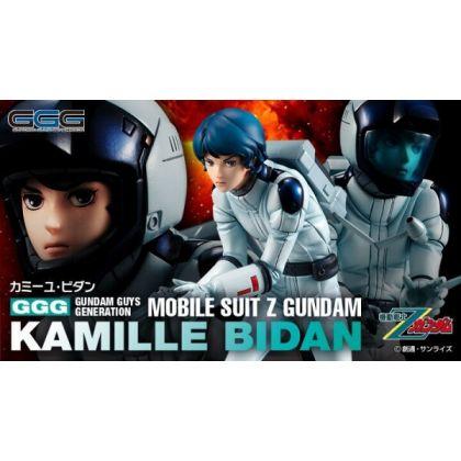 MEGAHOUSE GGG - Mobile Suit Z Gundam Kamille Bidan Figure