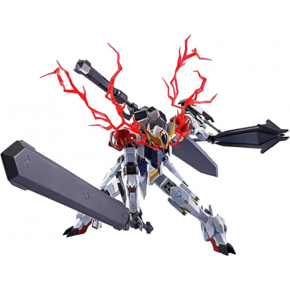 BANDAI Metal Robot Spirits Side MS - Mobile Suit Gundam Iron-Blooded Orphans - Gundam Barbatos Lupus Figure