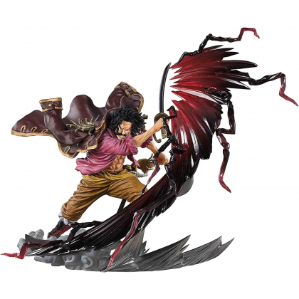 BANDAI Figuarts Zero One Piece Extra Battle - Gol D. Roger -Kamusari- Figure