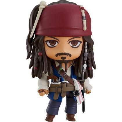 Good Smile Company - Nendoroid - Pirates of the Caribbean On Stranger Tides Jack Sparrow Figure