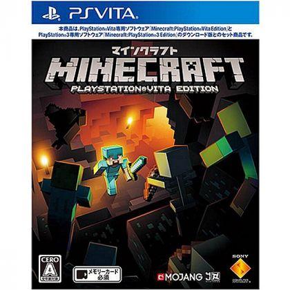 SCE Minecraft ps vita edition [ps vita software]
