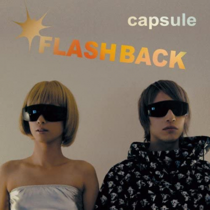 CD Jpop - CAPSULE「FLASH BACK 」