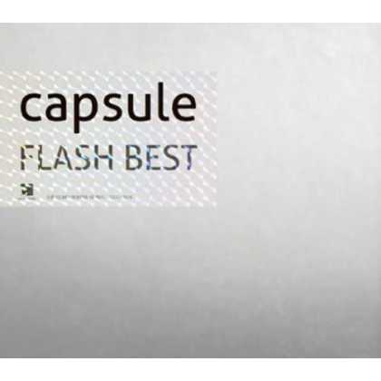 CD Jpop - CAPSULE「FLASH BEST」