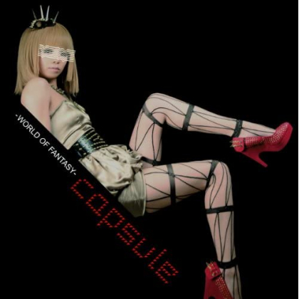 CD Jpop - CAPSULE「WORLD OF...