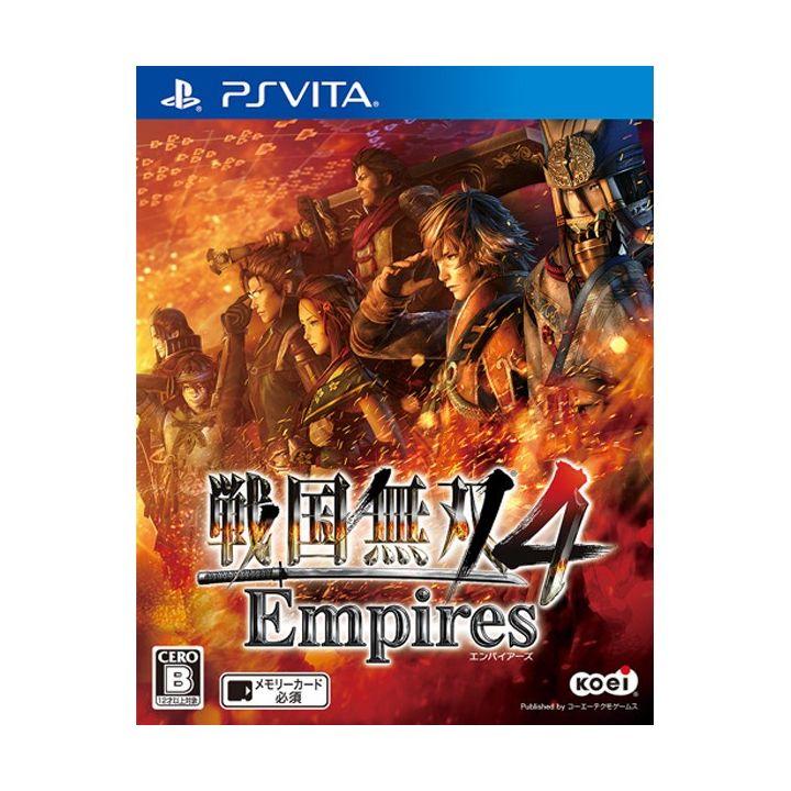 Koei Sengoku Musou 4 Empires [ps vita software]