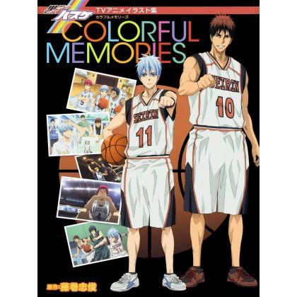 Artbook - Kuroko's Basket...