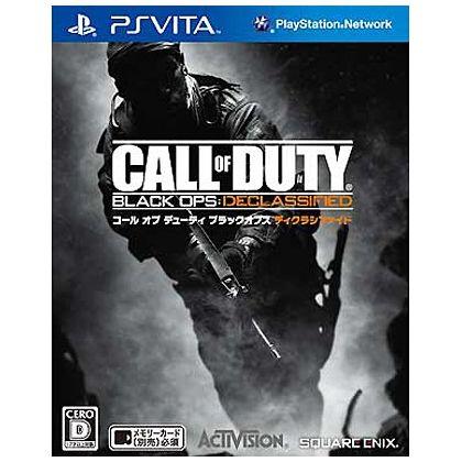 Square Enix Call of Duty Black Ops : Declassified [ps vita software]