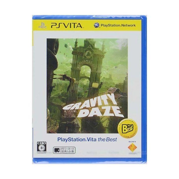 SCE Gravity Daze PlayStation Vita the Best [ps vita software]