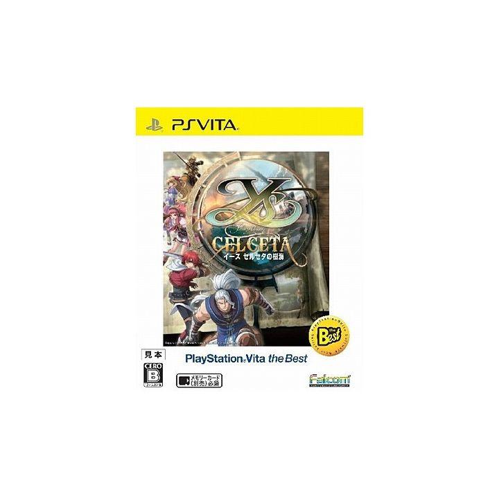 Falcom Ys Celceta PlayStation Vita the Best [PS Vita software]