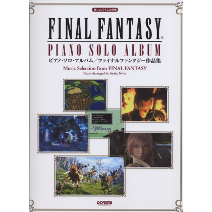 Final Fantasy - Piano Solo...