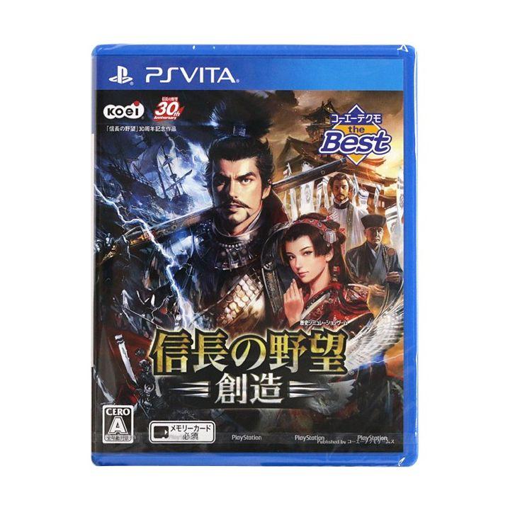 Koei Tecmo Games Koei Tecmo the Best Nobunaga's Ambition and creativity [ps vita software]