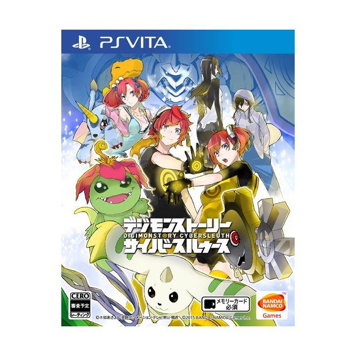 Bandai Namco Digimonstory CyberSleuth [ps vita software]