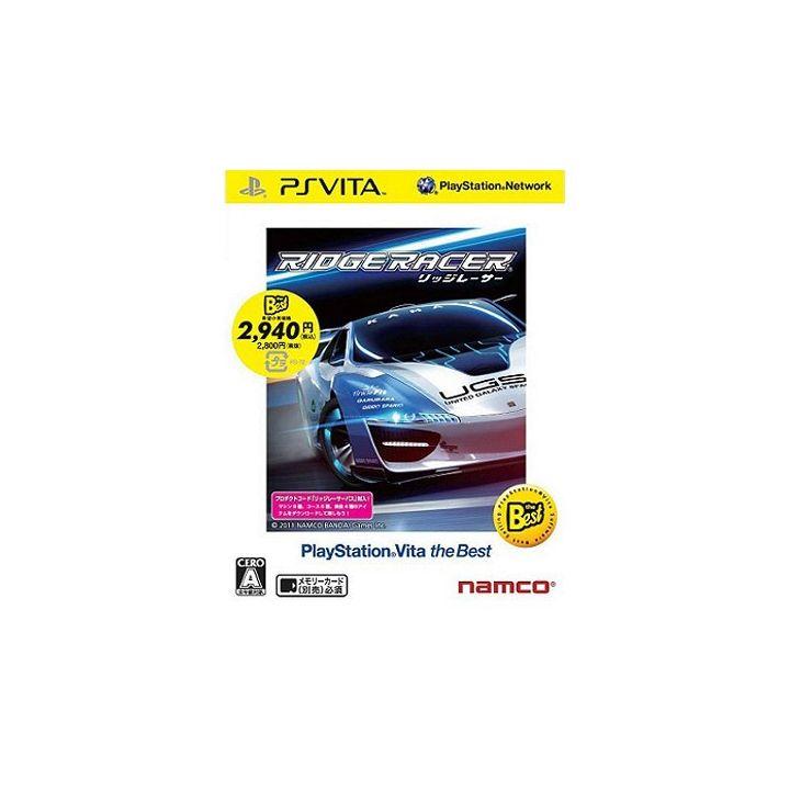 BANDAI NAMCO RidgeRacer PlayStation Vita the Best [PS Vita software]