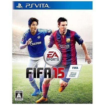E.A Sports FIFA 15[Ps vita software]