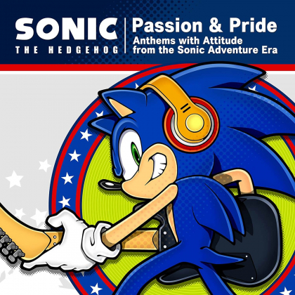 CD GAME - Sonic  Passion &...