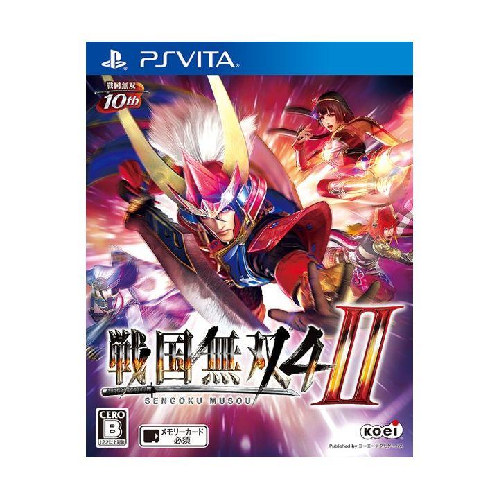 Koei Tecmo Games Sengoku Musou 4-II [PSVita software ]