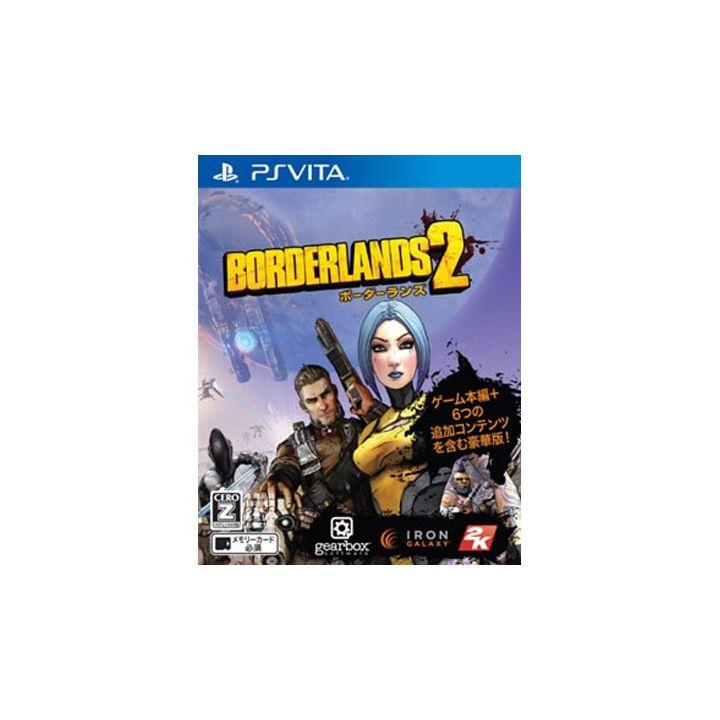 Take-Two Interactive Japan Borderlands 2 [PS Vita software ]