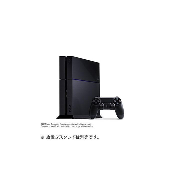 SCE Sony Computer Entertainment Inc. PlayStation 4  Jet Black