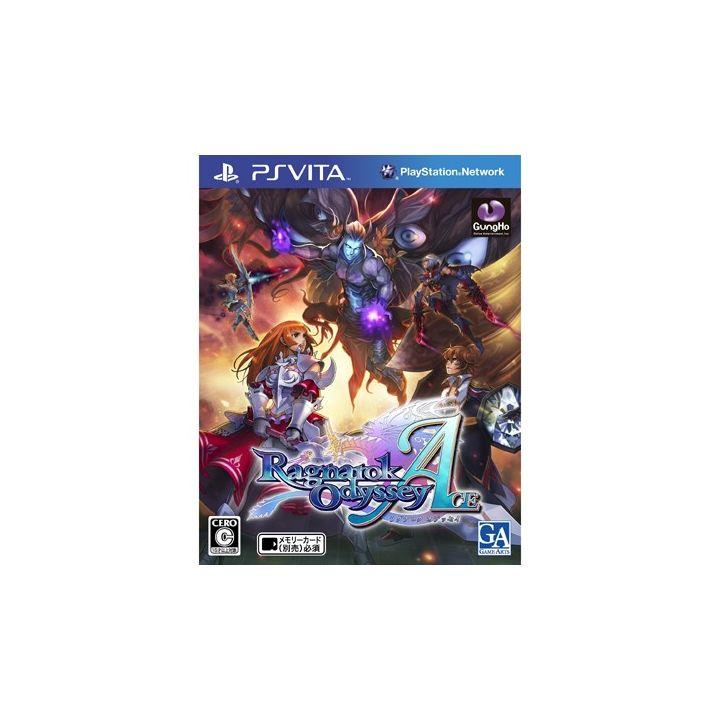 Gung Ho Online Entertainment Ragnarok Odyssey ace [PS Vita software ]