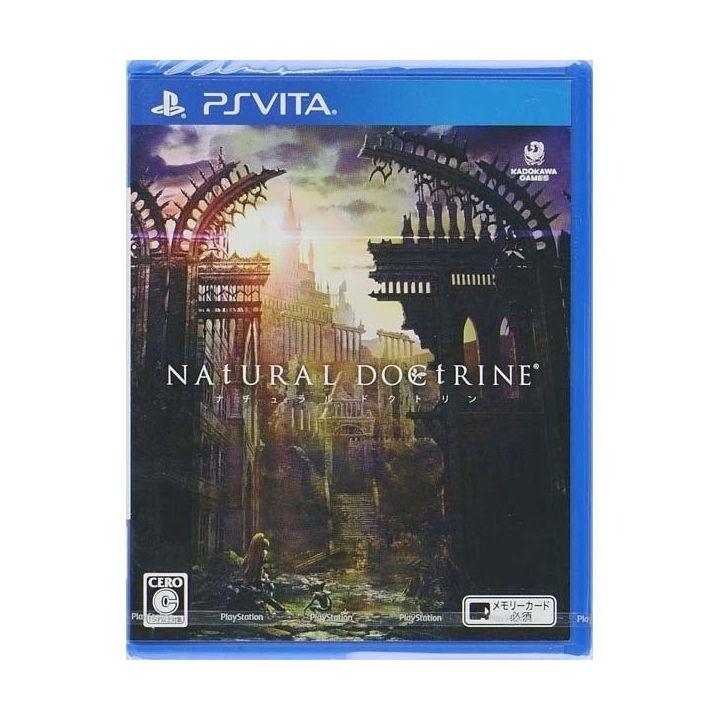 KADOKAWA GAMES NAtURAL DOCtRINE  [PS Vita software ]