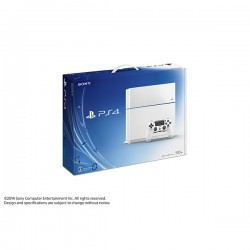 SCE Sony Computer Entertainment Inc. PlayStation 4 Blanc