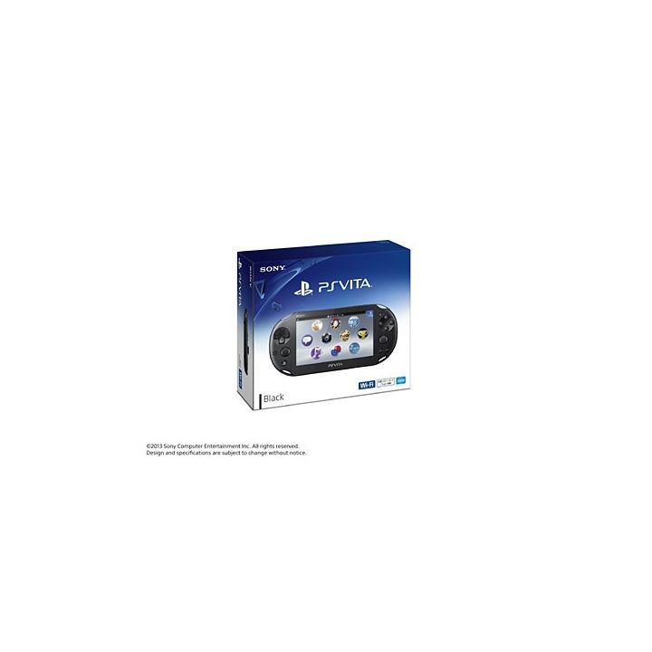 SCE Sony Computer Entertainment Inc. PlayStation Vita Wi-Fi  noir PCH-2000ZA11