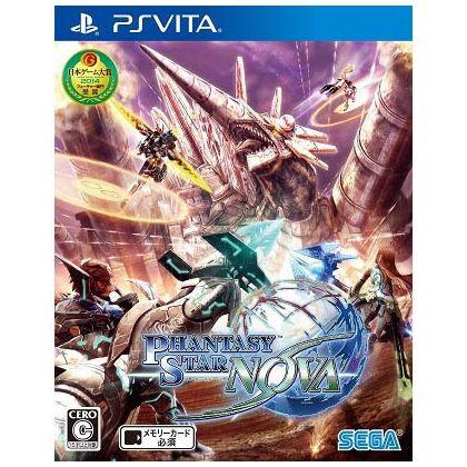 Sega Phantasy Star Nova [PS Vita software ]