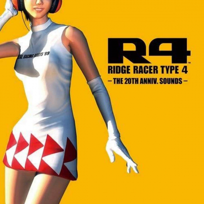 CD GAME - R4 -THE 20TH...