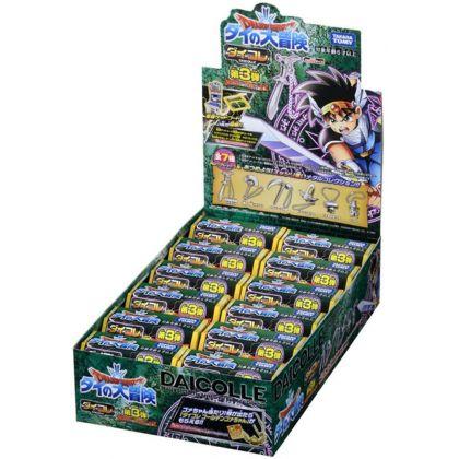 TAKARA TOMY Dragon Quest - Dai no Daiboken DAICOLLE 3 Collection Box (12pcs)